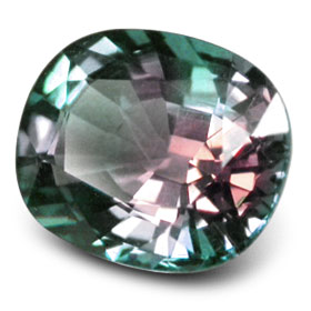 Cut and Polished Russian Alexandrite Gemstone